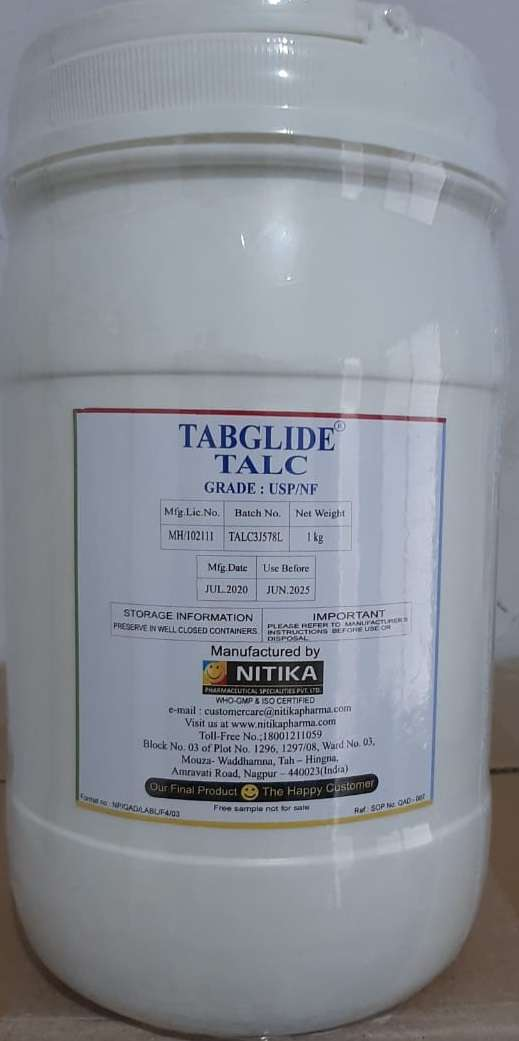TABGLIDE -PURIFIED TALC