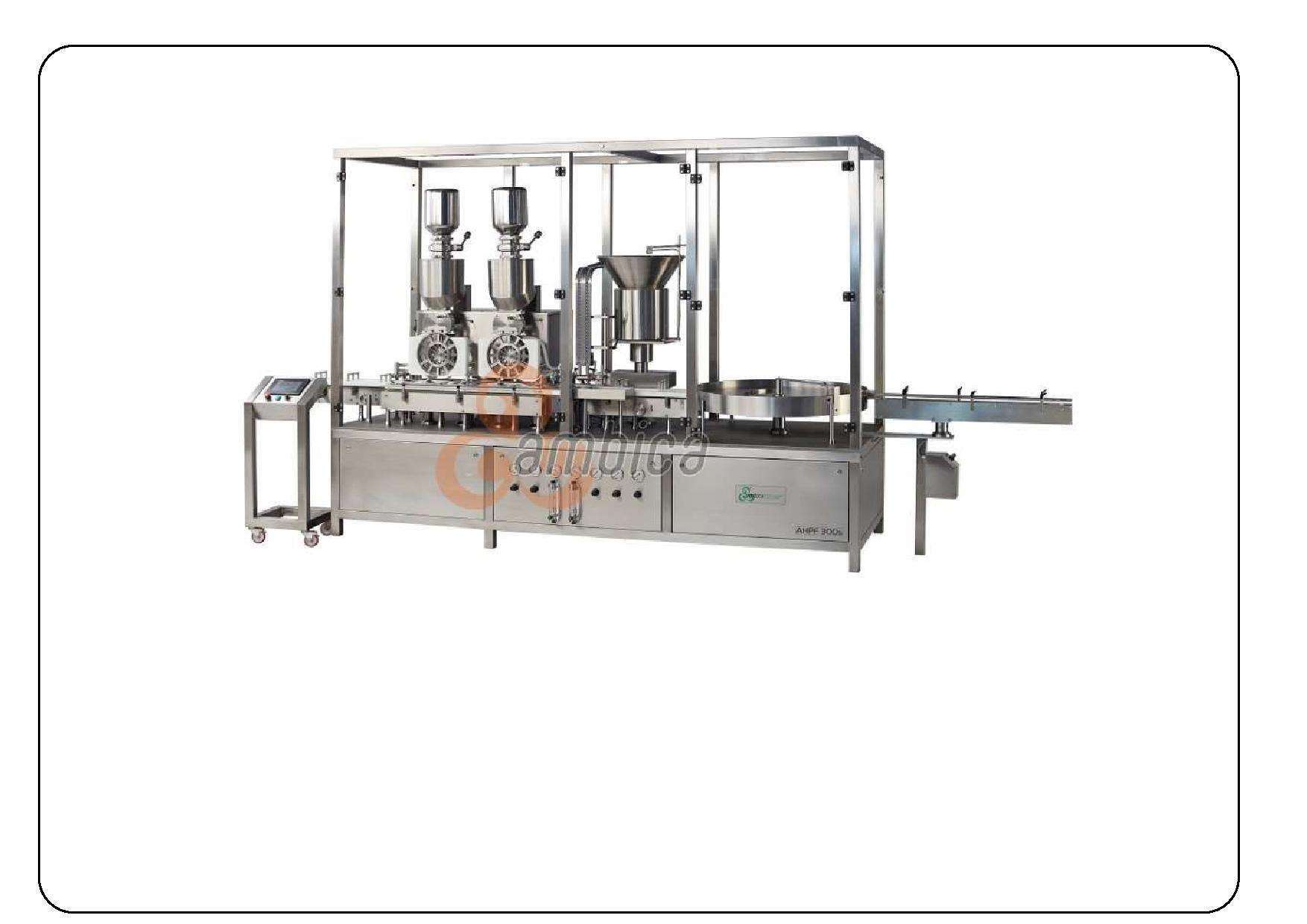 Aseptic Filling Line Machinery