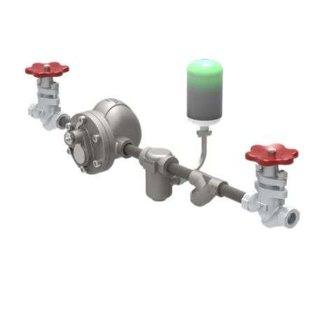 Forbes Marshall Trap Monitoring System