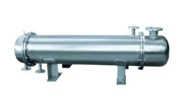 SHELL & TUBE HEAT EXCHNAGERS