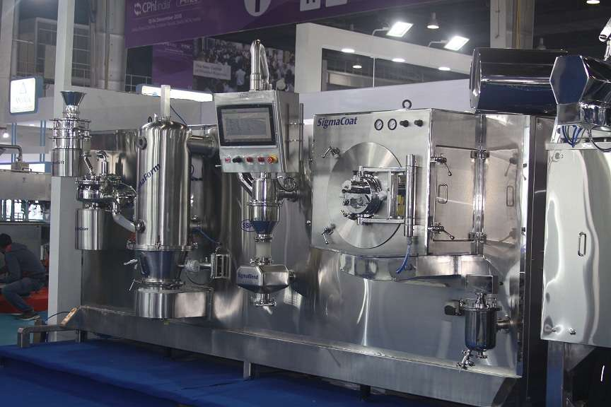 Safety Screen (High Speed Sifter)