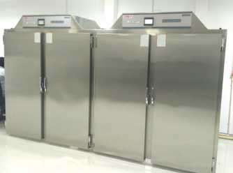 High Capacity Cold Chamber/Cooling Cabinet