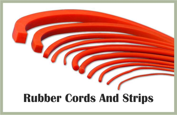 Rubber Cords And Strips