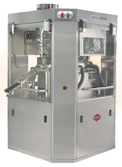"""High Speed Double Rotary Tablet Press – """"Accura"""" Model Act-IV"""