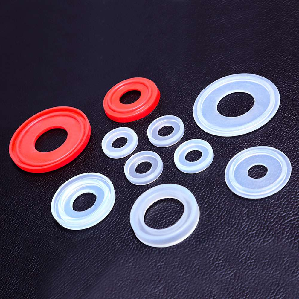 Imaclamp® - Tri Clover Gaskets(Silicone/FKM/EPDM/PTFE)