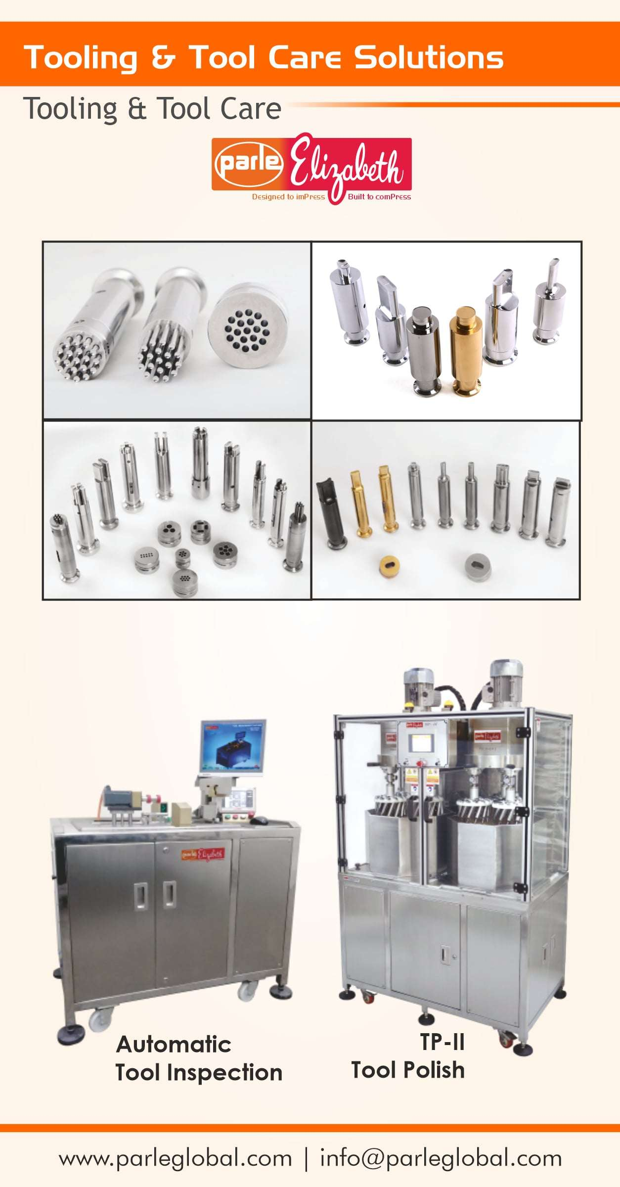 Tooling and Tool Care Solution