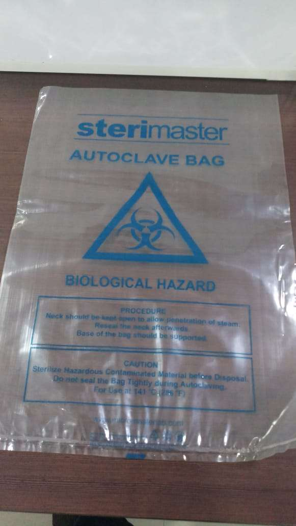 Sterimaster  Master Disposable Bags