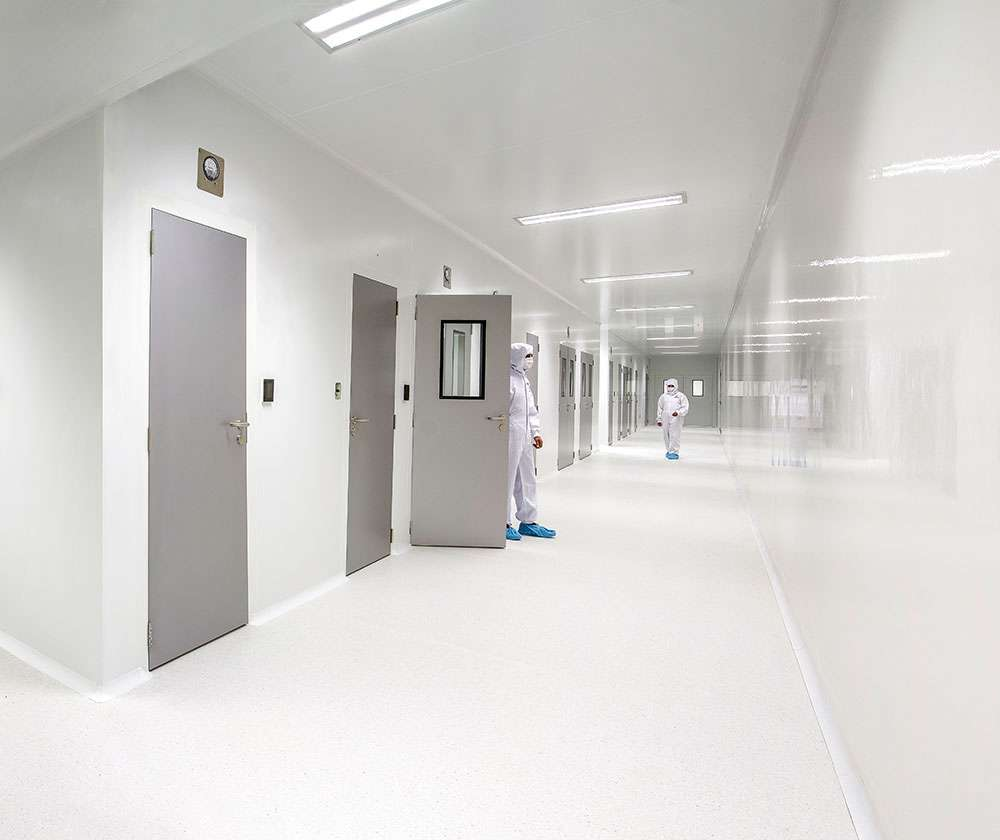 Cleanroom Partitions