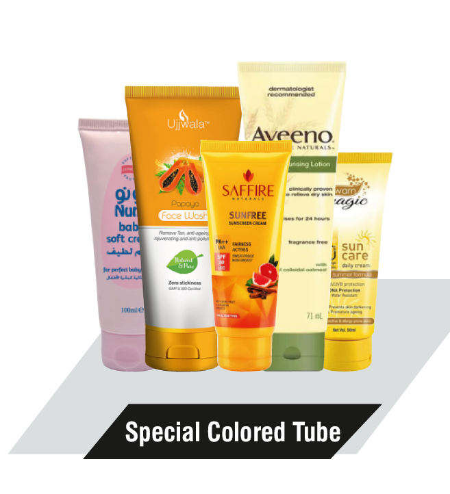 Special Colored tube