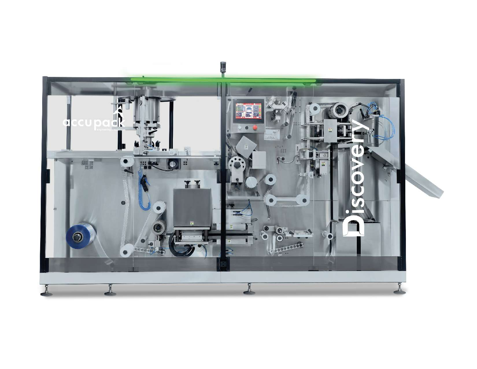 Discovery Blister Packaging Machine