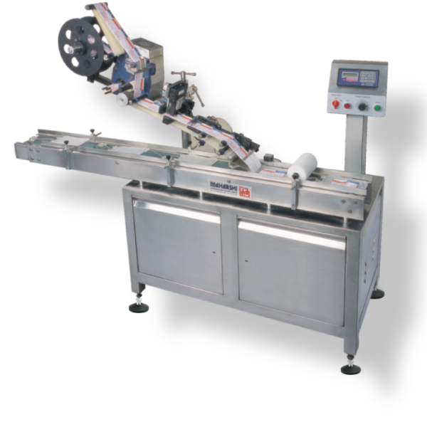 HLC-100 – AUTOMATIC STICKER LABELLING MACHINE