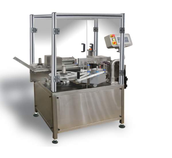 SECURITY SEAL LABELLING MACHINE