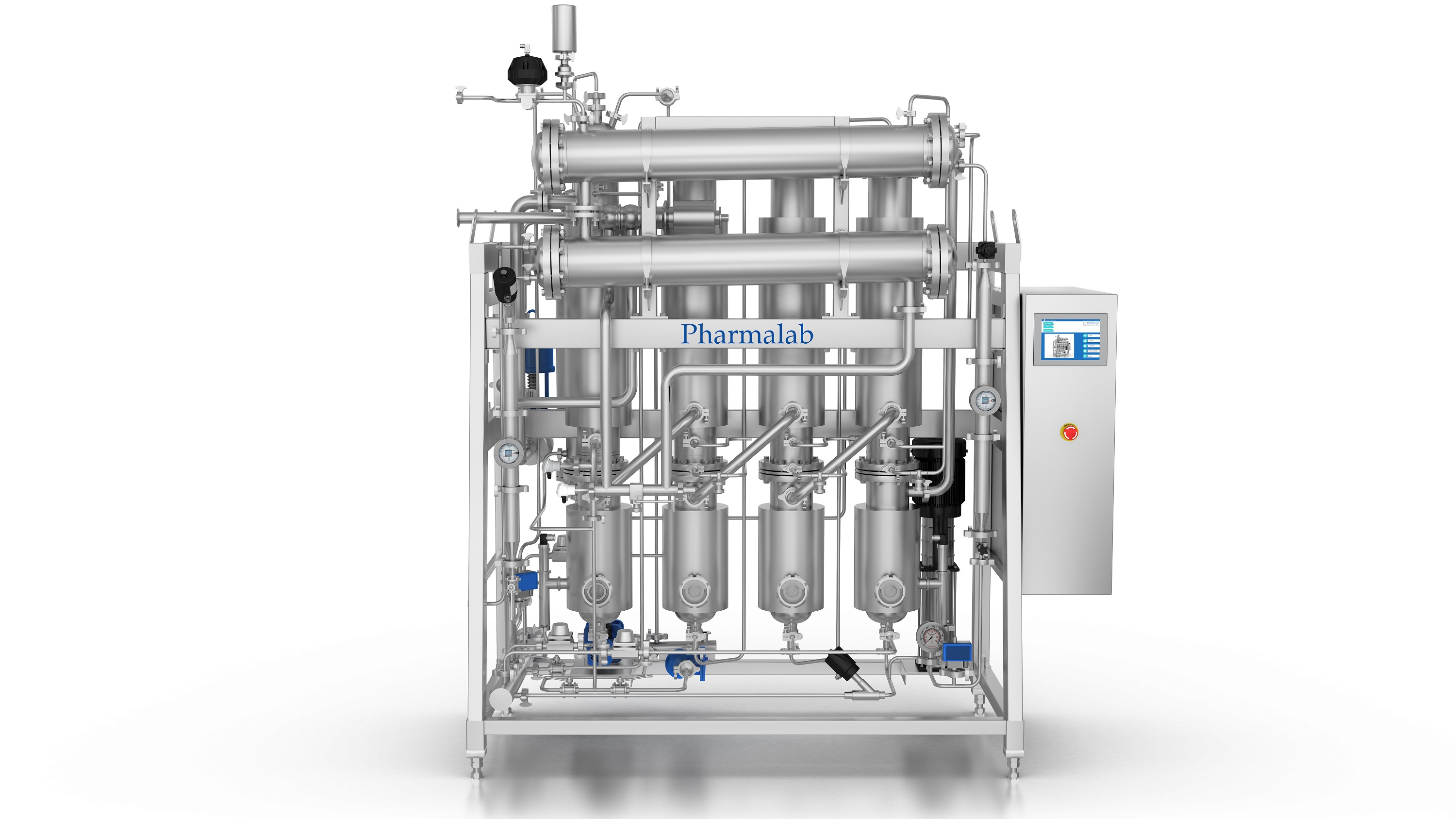 WATER FOR INJECTION GENERATION PLANT