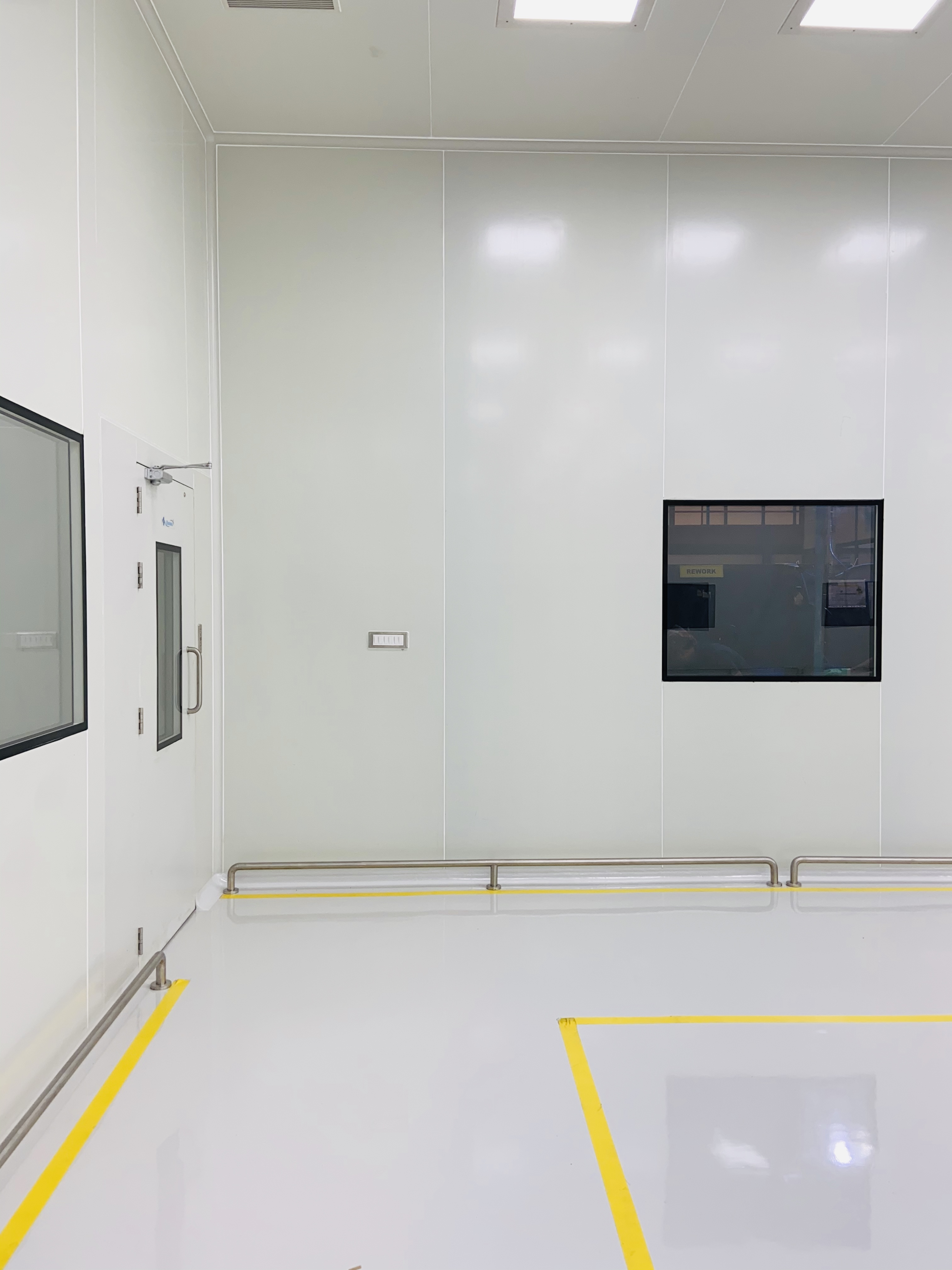 CLEAN ROOM WALL & CEILING PANEL