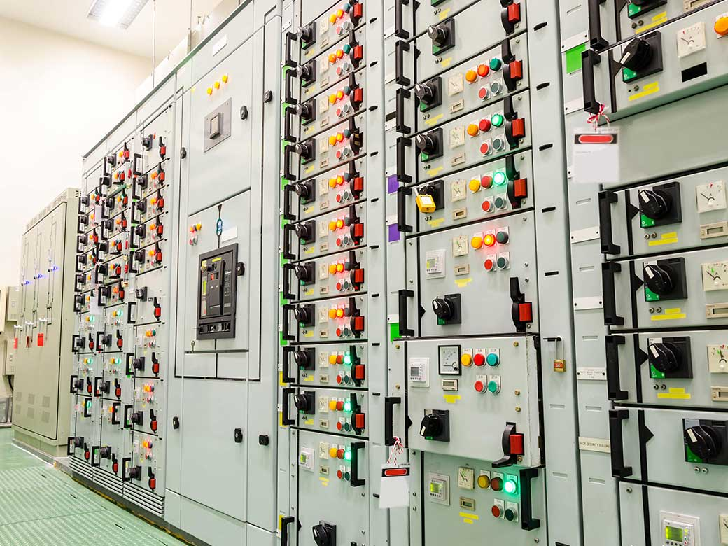 CLEANROOM ELECTRICAL, BMS & EMS