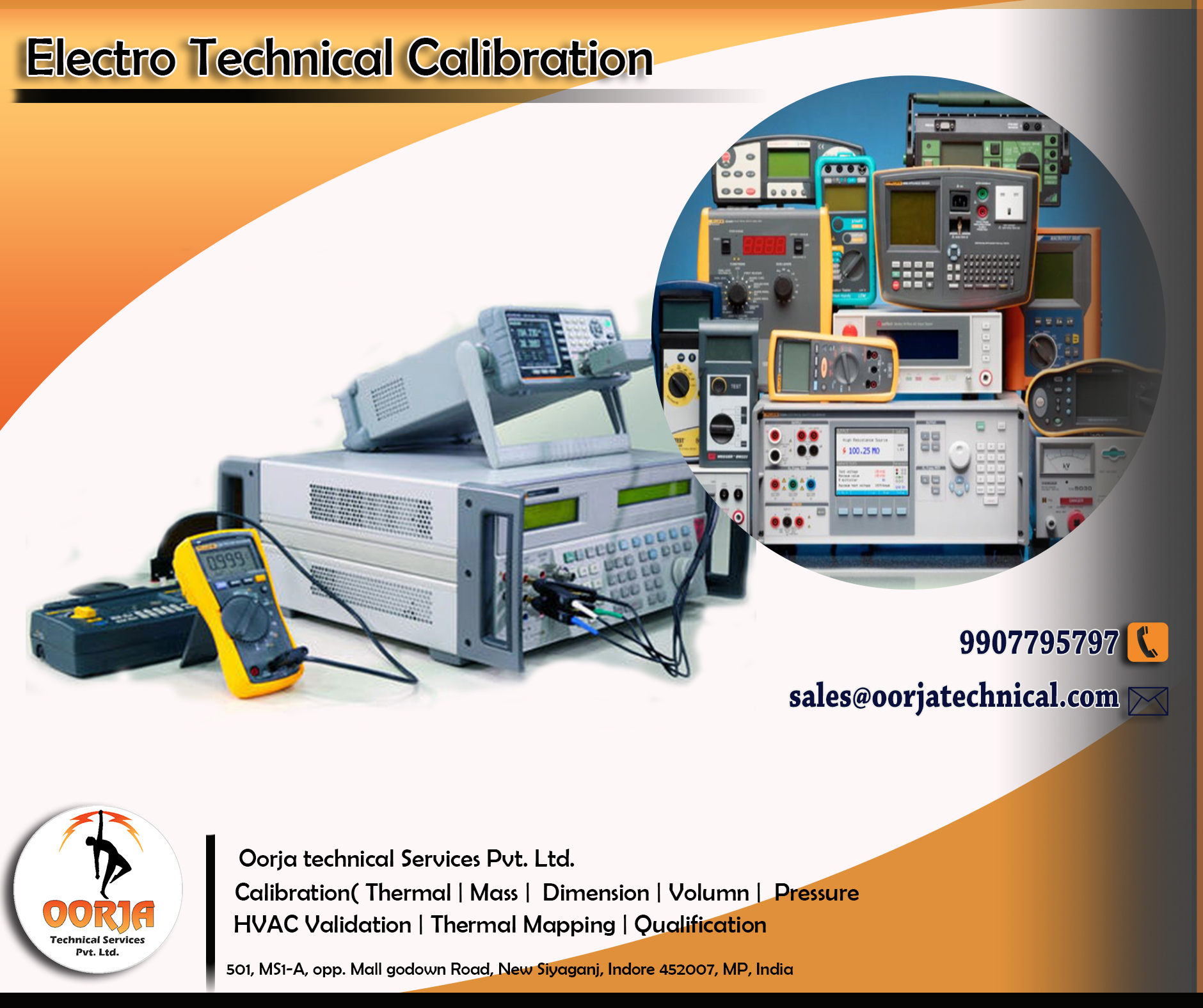 Electrotechnical Calibration