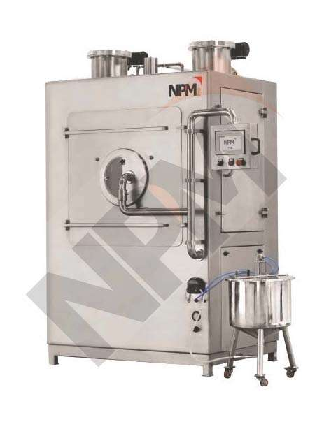 AUTO TABLET COATER