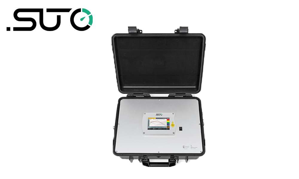 SUTO S600 COMPRESSED AIR PURITY ANALYZER FOR QUALITY MEASUREMENTS (PORTABLE SOLUTION)
