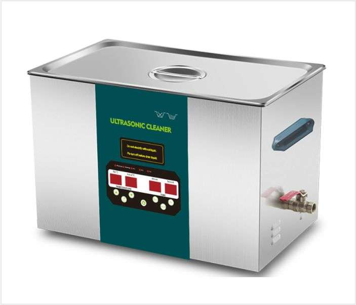 ULTRASONIC CLEANER WITH SHAKER