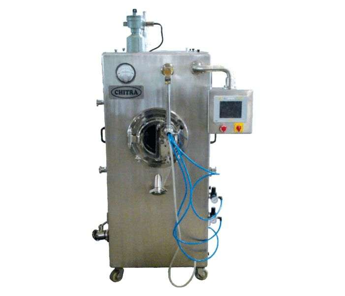 Tablet Coating System - Automatic Lab Model