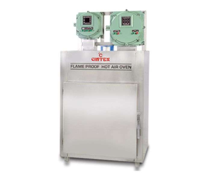 Flameproof Hot Air Oven