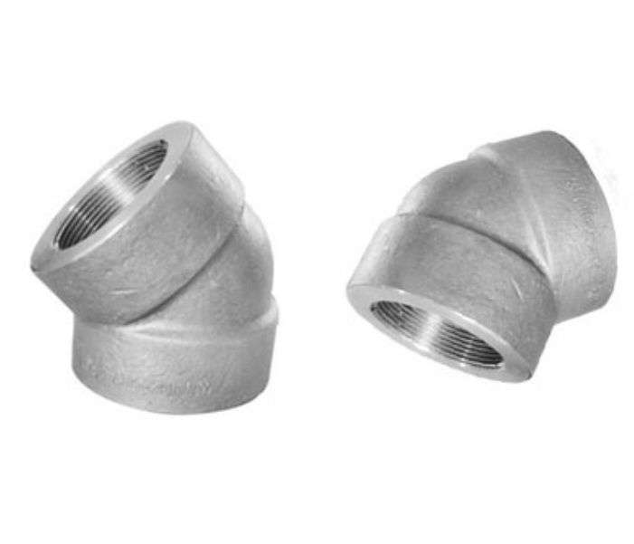 Forged Fitting - Elbow 45 Degree