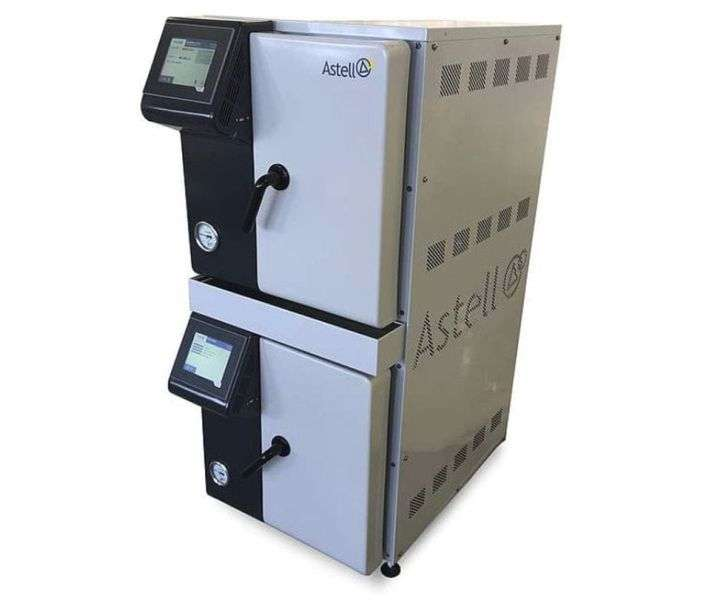 33 - 63 LITRE BENCHTOP AUTOCLAVES