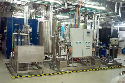 PURIFIED WATER (PW) DISTRIBUTION SYSTEMS