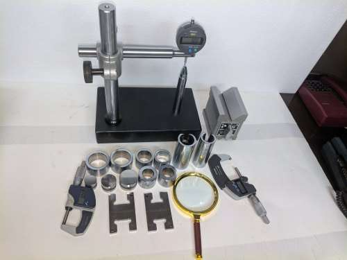 PUNCH INSPECTION KIT