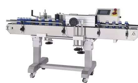 LABELLING MACHINE FROM TAIWAN
