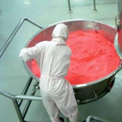 Oral Solids Processing