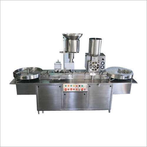 Dry Injector Powder Filling Machine