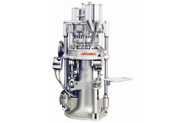 DOUBLE ROTARY TABLET PRESS – STD