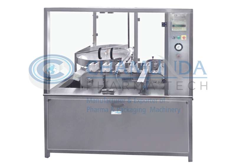 Airjet & Vacuum Cleaning Machines with Inverting System