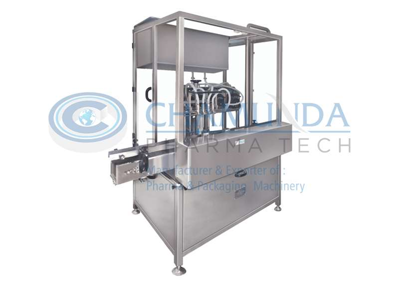 High Volume Accuracy Linear Filling Machines