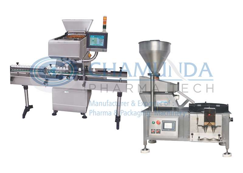 Semi Tablet Counting Machines