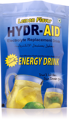 Electrolyte Replacement Drink